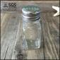 70ml透明玻璃胡椒瓶 健康安全防潮玻璃�{料瓶 家庭日用�{味玻璃瓶