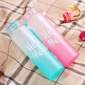 供应七彩玻璃水杯 四色炫彩玻璃水杯礼品杯批发定制logo480ml